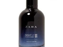 عطر مردانه زارا نایت 2 برند زارا  (  ZARA   -  ZARA NIGHT POUR HOMME 2    )