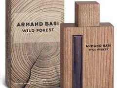 عطر مردانه وایلد فارست  برند آرماند باسی  (   ARMAND BASI  -  WILD FOREST )