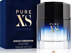 عطر مردانه پیور ایکس اس برند پاکو رابان  (  PACO  RABANNE  -  PURE XS    )