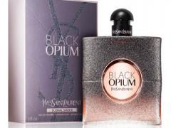 عطر زنانه بلک اوپیوم فلورال شاک برند ایو سن لورن  (  YVES SAINT LAURENT  -  BLACK OPIUM FLORAL SHOCK     )