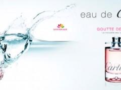 عطر زنانه  ادو کارتیر گوت د رز  برند کارتیر  (  CARTIER  -  EAU DE CARTIER GOUTTE DE ROSE     )