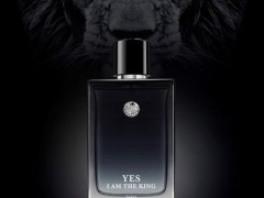عطر مردانه یس آی ام د کینگ برند جی پارلیس  (  GEPARLYS - YES I AM THE KING   )