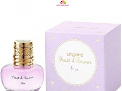 عطر زنانه  فروت د آمور لیلاک  برند امانوئل اونگارو   (    EMANUEL UNGARO  -  FRUIT D AMOUR LILAC )