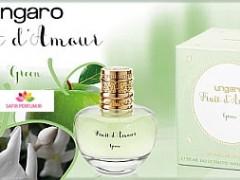 عطر و ادکلن زنانه  فروت د آمور گرین  برند امانوئل اونگارو   (    EMANUEL UNGARO  -  FRUIT D AMOUR GREEN )