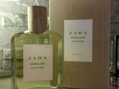 عطر مردانه نورلند برند زارا  (  ZARA   -  NORRLAND    )