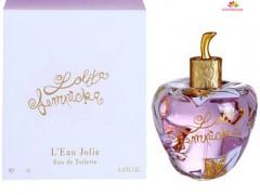 عطر زنانه لئو جولی  برند لمپیکا  ( LO..TA  LEMPICKA -  L EAU JOLIE   )