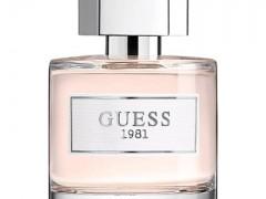 عطر و ادکلن زنانه گس 1981 برند گس  ( GUESS  -  GUESS 1981   )