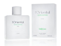 عطر و ادکلن مردانه اورینتال وایت  ادیشن برند جی پارلیس  (  GEPARLYS -  L ORIENTAL WHITE  EDITION     )