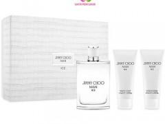 ست عطر و ادکلن مردانه  جیمی چو آیس برند جیمی چو  (  Jimmy Choo -  Jimmy Choo Man ICE GIFT SET   )