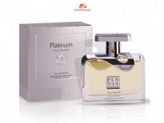 عطر و ادکلن مردانه پلاتینیوم برند فلاویا  (  FLAVIA  -  PLATINUM  POUR HOMME    )