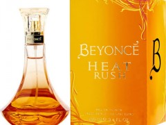 عطر و ادکلن زنانه هیت راش  برند بیانسه  ( BEYONCE  -  HEAT RUSH   )