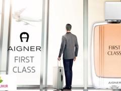 عطر و ادکلن مردانه  فرست کلس  برند ایگنر  (  AIGNER  -  FIRST CLASS  )