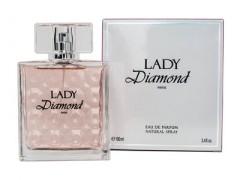 عطر و ادکلن زنانه لیدی دایموند برند جی پارلیس ( GEPARLYS  -   LADY DIAMOND  )