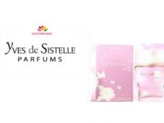عطر و ادکلن زنانه رزانژ برند ایو د سیستل  (  YVES DE SISTELLE -  ROSANGE    )