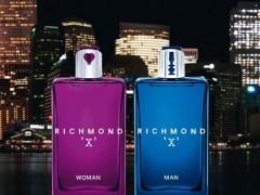 عطر و ادکلن مردانه ریچموند ایکس برند جان ریچموند  (  JOHN RICHMOND  -  RICHMOND X MAN   )