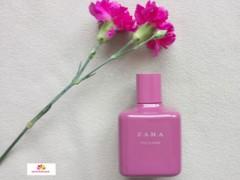 عطر و ادکلن زنانه پینک فلومب برند زارا  (   ZARA   -  PINK FLAMBE   )