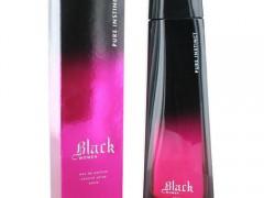 عطر و ادکلن زنانه پیور اینستینکت بلک برند جی پارلیس  (   GEPARLYS   -  PURE INSTINCT BLACK WOMEN    )