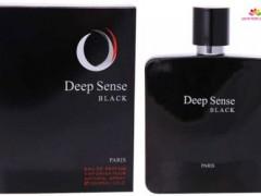عطر و ادکلن مردانه دیپ سنس بلک  برند پرایم کالکشن  (  Prime Collection -  Deep Sense BLACK  )