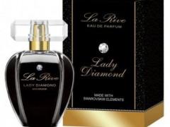 عطر و ادکلن زنانه لیدی دایموند برند لا ریو  (   LA RIVE   -  LADY DIAMOND   )