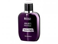 عطر و ادکلن مردانه جاست هوم وانتد برند جی فنزی  (   JFENZI   -  JUUST HOMME WANTED   )