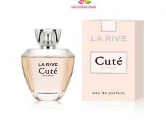عطر و ادکلن زنانه کیوت برند لا ریو  (   LA RIVE   -  CUTE   )