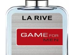 عطر و ادکلن مردانه گیم  برند لا ریو  (   LA RIVE   -  GAME   )