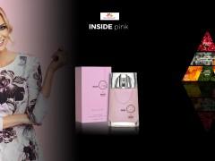 عطر و ادکلن زنانه اینساید پینک برند پاریس دلیس  (   PARIS DELICE   -  INSIDE PINK   )