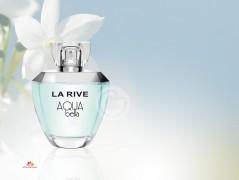 عطر و ادکلن زنانه آکوآ بلا برند لا ریو  (   LA RIVE   -  AQUA BELLA   )