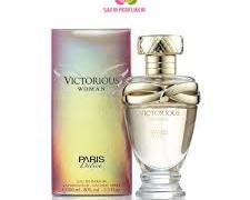 عطر و ادکلن زنانه ویکتوریوس برند پاریس دلیس  (  PARIS DELICE   -  VICTORIOUS   )
