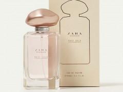 عطر و ادکلن زنانه رز گلد برند زارا  (   ZARA   -  WOMAN ROSE GOLD   )