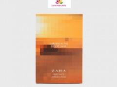 عطر و ادکلن مردانه گاردن این د دزرت سند برند زارا  (  ZARA   -  GARDEN IN THE DESERT SAND    )