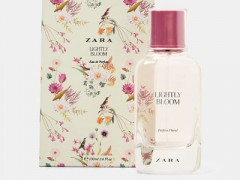 عطر و ادکلن زنانه لایتلی بلوم برند زارا   (  ZARA  -  LIGHTLY BLOOM    )