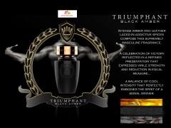عطر و ادکلن مردانه بلک امبر برند ترایامفنت   (  TRIUMPHANT  -  BLACK AMBER    )
