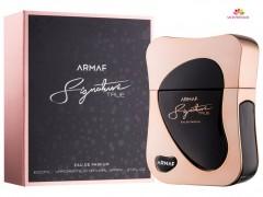 عطر و ادکلن مردانه و زنانه سیگنیچر ترو برند آرماف  (  ARMAF  -    SIGNATURE TRUE    )