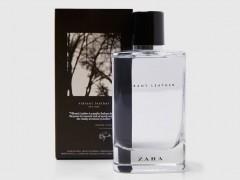 عطر و ادکلن مردانه ویبرانت لدر برند زارا  (  ZARA   -  VIBRANT LEATHER    )