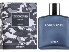 عطر و ادکلن مردانه آندر کاور برند کوتون  (  KOTON  -  UNDERCOVER    )