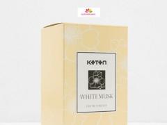 عطر و ادکلن زنانه وایت ماسک برند کوتون  (  KOTON  -  WHITE MUSK    )