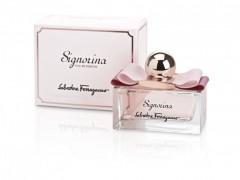 عطر زنانه سیگنورینا برند سالواتوره فراگامو  ( Salvatore Ferragamo - Signorina )