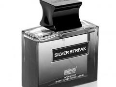 عطر و ادکلن مردانه  سیلور استریک برند سریس   ( SERIS  - SILVER STREAK   )