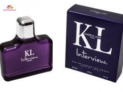 عطر و ادکلن زنانه کی ال اینترویو برند جی پارلیس ( GEPARLYS  -   KL INTERVIEW    )