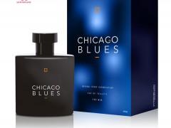 عطر و ادکلن مردانه چیکاگو بلوز برند ویتوریو بلوچی  (  VITTORIO BELLUCCI   -  CHICAGO BLUES   )