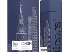 عطر و ادکلن مردانه لاندن برند دیکورا اربن فیت  (  DICORA URBAN FIT   -  LONDON  )