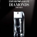 عطر مردانه جیورجیو آرمانی –امپریو آرمانی دایموند مردانه  (Giorgio Armani - Emporio Armani Diamonds)