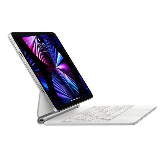 کیبورد های هوشمند آیپد - سفید  - Magic Keyboard for iPad Pro 11-inch