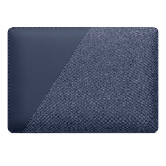 "کیف مک بوک ایر و پرو - آبی - Native Union Stow Slim Sleeve for 13"" MacBook Air & MacBook Pro - black"