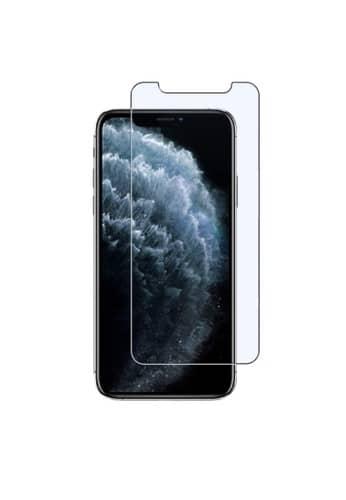 گلس محافض صفحه - آیفون11 پرو مکس - GREEN iPhone11 Pro Max 3D Armor Edge Anti- Broken Soft Edge -