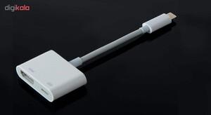 مبدل لایتنینگ به Digital AV اپل مدل MD826