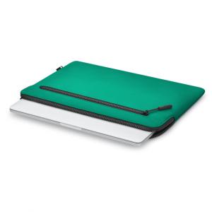 """کیف زیپ دار - سبز - Incase 13"""" Compact Sleeve in Flight Nylon for MacBook Air and MacBook Pro"""