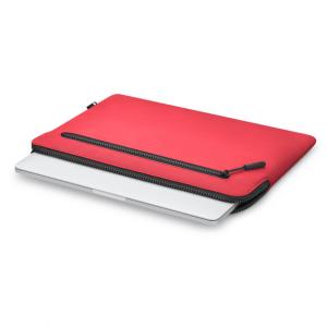 """کیف زیپدار مک بوک ایر و پرو - صورتی - Incase 13"""" Compact Sleeve in Flight Nylon for MacBook Air and MacBook Pro"""
