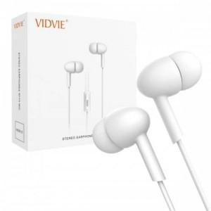 هندزفری - vidvie - stered eapphones with mic